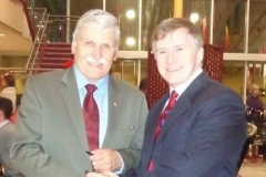 General Roméo Dallaire (Canadian hero & humanitarian) Please help at: http://www.childsoldiers.org/