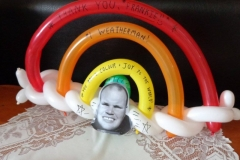 Frankie MacDonald (Balloon tribute!)