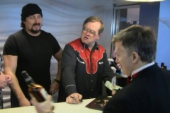 """Trailer Park Boys (Reacting to magic, Bubbles: """"Holy F&*%, Ricky, how the F&*% did he do that??"""")"""