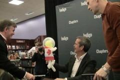 Chris Hadfield (Canadian astronaut and hero!)