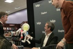Chris Hadfield (First Canadian in space)