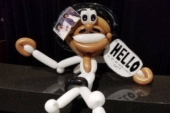 Lionel Richie (Balloon tribute)