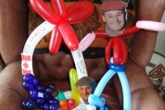 Pete Luckett (Balloon tribute)
