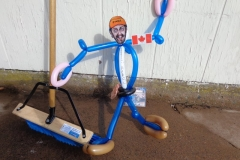 Jimmy the Janitor (Balloon tribute)