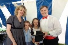 Natalie MacMaster (& family)