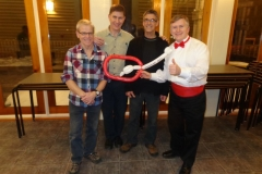 Buddy Wasisname & the Other Fellers (Newfoundland comedy trio)