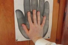 Giant MacAskill (Angus MacAskill hand print)