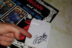Jimmy Flynn (signed vintage 8-track!)