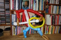 Raffi (Custom balloon)