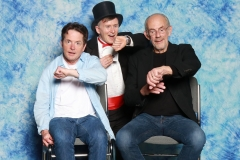 Back to the Future (Michael J. Fox, & Christopher Lloyd)