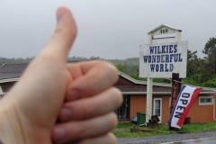 Wilkie's Wonderful World! (A comic book heaven for generations!)