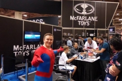 Todd McFarlane (Comic Mega-star)