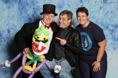 Mark Hamill (Voice of Joker on 90s Batman Animated Series)
