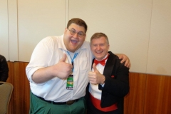 "Family Guy (""Real life Peter Griffin"" entertainer)"