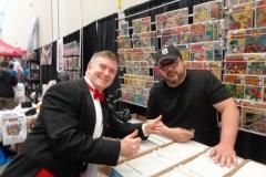 Gerry Ross (1,000,000 Comics- legendary dealer)