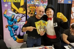 Jim Starlin (Creator of Thanos, and The Infinity Gauntlet)