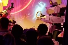 Transformers ('Cybertronic Spree'- Shockwave playing tambourine!)