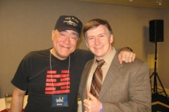 Larry Hama (Classic G.I. Joe writer!)