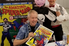 Gerry Conway (Punisher creator, The Man Who Killed Gwen Stacy!)