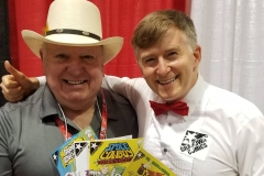 Mike Grell (Legendary WARLORD creator!)