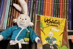Stan Sakai (Complete Usagi Yojimbo collection)