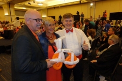 Ross Landry (NDP candidate Pictou Centre, w/Lenore Zann MLA)