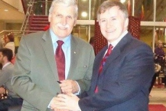 Roméo Dallaire (Retired General and Senator, current activist & humanitarian) Visit: www.childsoldiers.org