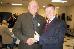 Bob Taylor (Mayor of Colchester County 2008-2016)