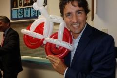 Justin Trudeau (Canada's 23rd Prime Minister, 2015-present)