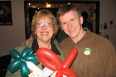 Elizabeth May (Former Green Party leader)
