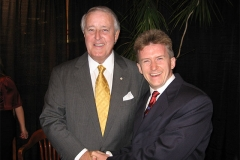 Brian Mulroney (former Prime Minister)