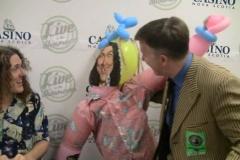 Weird Al Yankovic (He loved his balloon!)