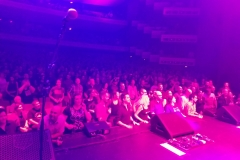 Midnight Oil (View from on stage- Montreal- August 2017)