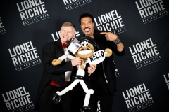 "Lionel Richie (Said: ""Oh, cool! Can I keep that??"")"
