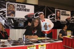 Chewbacca (Peter Mayhew)