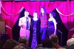 Lucas Wilson, Kelly Defilla, Margaret Steele