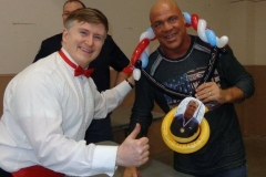 Kurt Angle (Olympic Champion!)