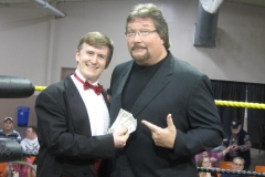 Ted DiBiase 'The Million Dollar Man'