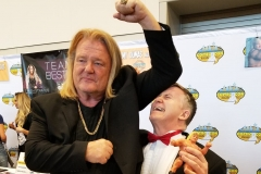 Greg Valentine (Hit me with 'The Hammer!')