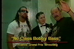 No Class Bobby Bass (Interview from my ring announcing days)